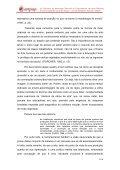ENSINO DA ARTE, FORMAÇÃO DOS SENTIDOS E ... - anpap - Page 5