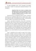 ENSINO DA ARTE, FORMAÇÃO DOS SENTIDOS E ... - anpap - Page 7