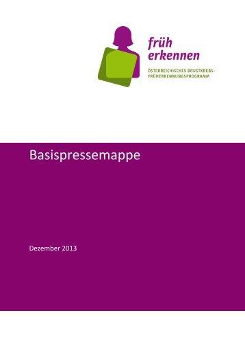 Basispressemappe - Das Österreichische Brustkrebs ...