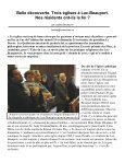 Fr. Claude Lacroix featured in L'Echo du Lac - The Old Catholic ... - Page 3