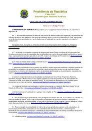 livro eletrônico - Código Florestal Brasileiro - Lei 4771/65 - Outorga