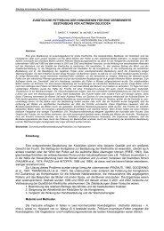 Tabelle I - Apimondia