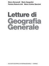Letture GEO Parte 1 corretta:Letture di Geografia Generale