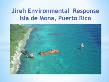 Jireh Environmental Response Issues
