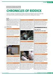 CHRONICLES OF RIDDICK - GameStar