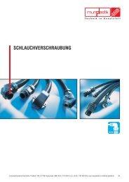 SCHLAUCHVERSCHRAUBUNG - produktinfo.conrad.de