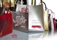 bags with personality - Objectif Pub