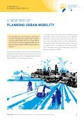 SUMP Guidelines - Sustainable Urban Mobility Plans - Page 5