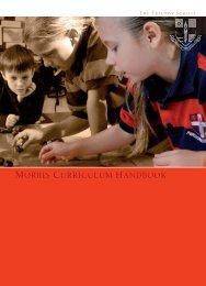 MORRIS CURRICULUM HANDBOOK - The Friends' School