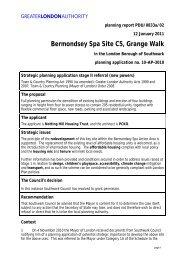Bermondsey Spa Site C5, Grange Walk - Greater London Authority