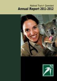NTQ Annual Report 2011 2012 (8.3 MB) - National Trust of Australia