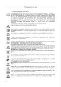 SMEG C6GMXA8 60cm Dual Fuel Upright Stove User Manual ... - Page 4