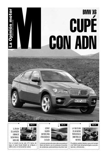 BMW X6 - La Opinión
