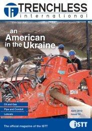 Ukraine American - Trenchless International
