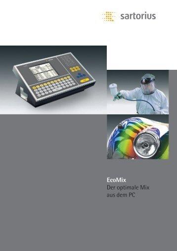 EcoMix Der optimale Mix aus dem PC