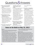 Special 2012-2013 Budget Edition of District Newsletter - Page 4