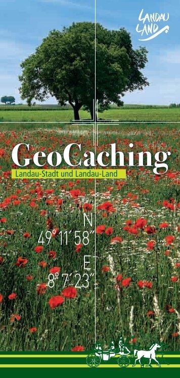 Information – Geocaching - Ferienregion Landau-Land