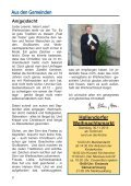 Ausgabe 12 / 2013 - Ev.-luth. Kirchengemeinden Hallendorf ... - Seite 2