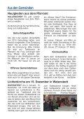 Ausgabe 12 / 2013 - Ev.-luth. Kirchengemeinden Hallendorf ... - Seite 3