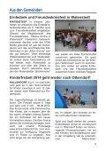 Ausgabe 12 / 2013 - Ev.-luth. Kirchengemeinden Hallendorf ... - Seite 5