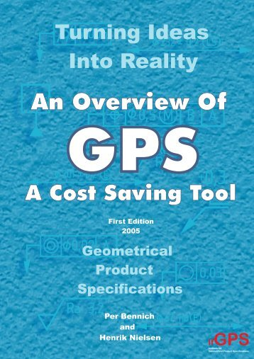 An Overview of GPS - Institute for Geometrical Product Specifications