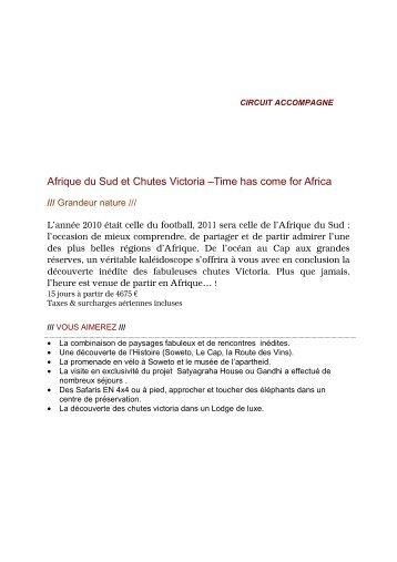 télécharger le descriptif detaillé (PDF) - Voyageurs du Monde