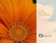 Download the Living Building Challenge Standard ... - Living Future