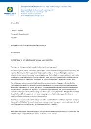 2012 06 29 Feedback on PHARMAC proposal on montelukast ...