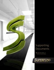 Supporting Documents - Superfund