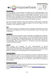 Vorstellung Ziel Verfahren Vorteil Vertraulichkeit Kontakt & Fragen