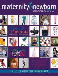 Trends Forecasts - Maternity360.net