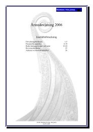 Årsredovisning 2006 - beQuoted AB