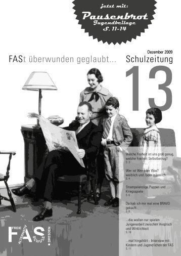 Pausenbrot - FAS Dresden