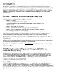 wgu consumer information guide - Western Governors University - Page 4