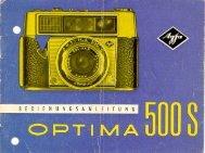 Optima 500 S