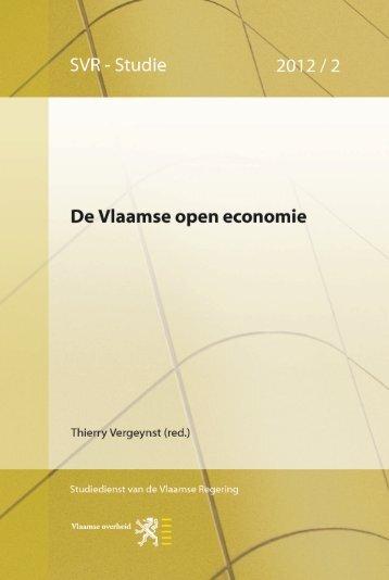 De Vlaamse open economie - Vlaanderen.be