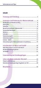 Alleinerziehend - Offene Türen für Alleinerziehende im Landkreis ... - Seite 3