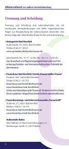 Alleinerziehend - Offene Türen für Alleinerziehende im Landkreis ... - Seite 4