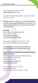 Alleinerziehend - Offene Türen für Alleinerziehende im Landkreis ... - Seite 5