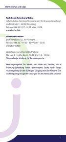 Alleinerziehend - Offene Türen für Alleinerziehende im Landkreis ... - Seite 7