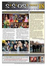 18. vydání - Leden 2012 - Střední škola obchodu a služeb Jihlava