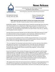 NMPF response to USDA dairy announcement 032609(2).pdf