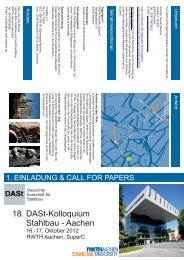 1. Einladung und Call for Papers