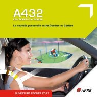 A432_mise-en-service.. - Les panneaux autoroutiers français