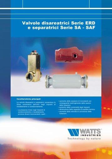 SAF - Watts Industries