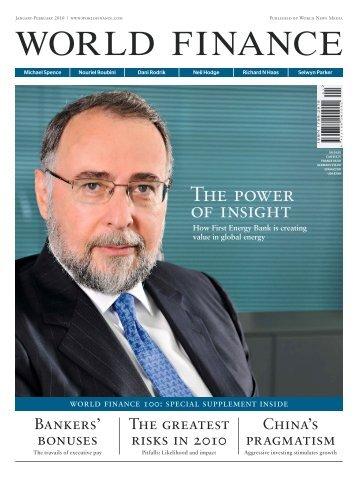 World Finance 2010 Law Firm Awards.pdf - Marroquin & Merino