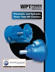 to download PDF - Industrial Clutch Parts Limited
