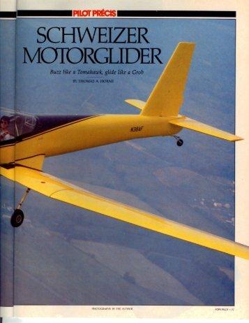 schweizer - Aero Resources Inc