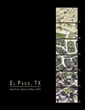 E L P ASO , TX - City of El Paso