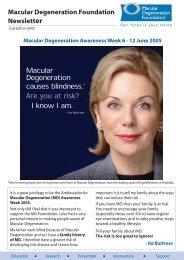 MDF Newsletter June 2005